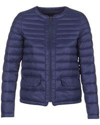 Benetton - Midal Women's Jacket In Blue - Lyst