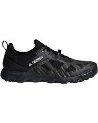 adidas terrex ax2r scarpe da uomo (formatori) in nero in nero per gli uomini.