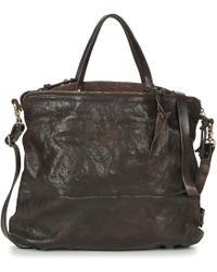 A.S.98 - Fudi Women's Shoulder Bag In Brown - Lyst