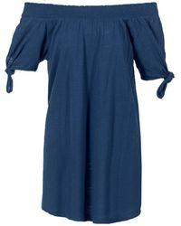 Roxy - Bright Blue Sky Women's Dress In Blue - Lyst