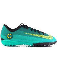 wholesale dealer 4f583 13686 Nike - Mercurial Vapor Academy Cr7 Tf Jr Boyss In Green - Lyst