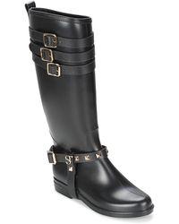 SuperTrash - Sammy Women's High Boots In Black - Lyst