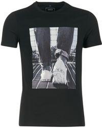 Armani Jeans - Janadori Men's T Shirt In Black - Lyst