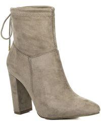 093d560123ed SPYLOVEBUY - Fern Women s Low Ankle Boots In Brown - Lyst