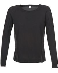 S.oliver - Ramba Women's Jumper In Black - Lyst