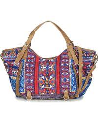 e6579aeab2aa5 Desigual - Alanis Rotterdam Women's Shoulder Bag In Multicolour - Lyst