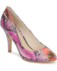 Chinese Laundry - Count Down Women's Court Shoes In Pink - Lyst