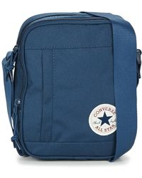 7a0267a79480 Converse All Star Legacy Sports Bag in Blue for Men - Lyst