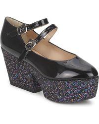 e3725a0d83 Minna Parikka Tbc Women s Court Shoes In Black in Black - Lyst