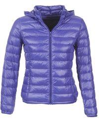 Benetton - Mala Women's Jacket In Blue - Lyst