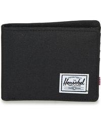 Herschel Supply Co. - Roy Coin Men's Purse Wallet In Black - Lyst