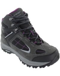 Hi-Tec - Altitude Vi Lite Mid Women's Walking Boots In Grey - Lyst