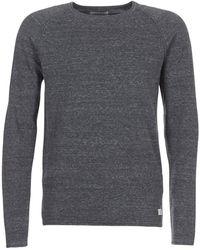 Jack & Jones - Jorunion Men's Sweater In Grey - Lyst