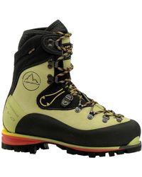 La Sportiva - Nepal Evo Gtx Womens Men's Walking Boots In Black - Lyst