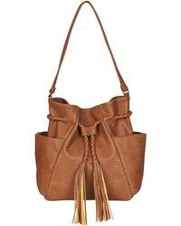 Billabong - Melrose Women's Shoulder Bag In Brown - Lyst