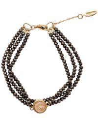 Hipanema - Bracelet Celestine, Black Women's Bracelet In Black - Lyst