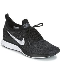 bba52dc4e2f9 Nike - Air Zoom Mariah Flyknit Racer W Women s Shoes (trainers) In Black -