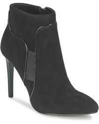 French Connection - Moriss Low Ankle Boots - Lyst