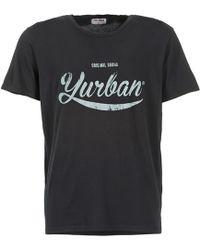 Yurban - Equine Men's T Shirt In Black - Lyst