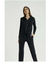 Max & Moi - Jumpsuit Nectar Women's Jumpsuit In Black - Lyst