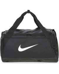 Nike - Brasilia (small) Duffel Bag Women's Sports Bag In Black - Lyst