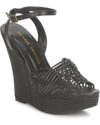 Chinese Laundry - Simple Sweet Women's Sandals In Black - Lyst