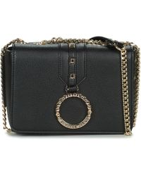 Versace Jeans Salado Men s Messenger Bag In Black in Black for Men ... 1e105db5b7b4a