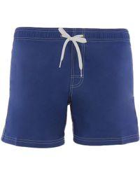 fb9c4309f7 Maillots de Bain Homme Pas cher en Soldes Hartford pour homme en coloris  Bleu - Lyst