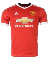 0b6209e6bb0 Adidas 2017-2018 Man United Home Shirt (giggs 11) Women s T Shirt In ...
