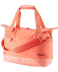 Reebok - Se Womens Grip Women's Shoulder Bag In Pink - Lyst