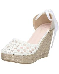 Brigitte Bardot - Bj262 Campesino Shoes Women's Espadrilles / Casual Shoes In White - Lyst