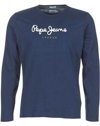 Pepe Jeans - Eggo Long Men's In Blue - Lyst
