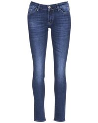 Meltin'pot - Madoline Women's Skinny Jeans In Blue - Lyst