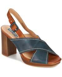 Pikolinos - Caribe W6f Women's Sandals In Blue - Lyst