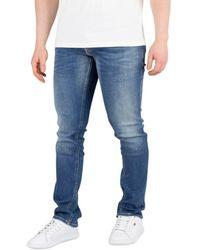 54f7ced0dec Tommy Hilfiger Slim Scanton Dytdst Jeans Blue in Blue for Men - Lyst