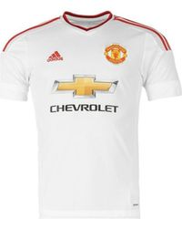 d36fa5867 Adidas 2015-2016 Man Utd Away Shirt (martial 9) Men s T Shirt In ...