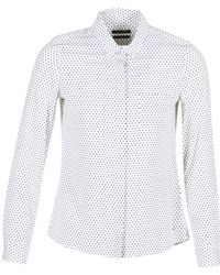 Marc O'polo - Trissolon Women's Shirt In White - Lyst