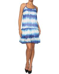 378da92b68f Pepe Jeans - - Robe pour Femme POLY femmes Robe en bleu - Lyst