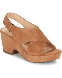Clarks - Maritsa Lara Women's Sandals In Beige - Lyst