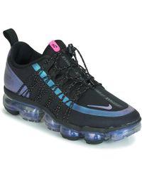 6d0b9f48e908 Nike Air Vapormax Run Utility Running Shoe in Black for Men - Lyst