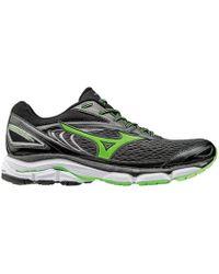 Mizuno - Wave Inspire 13 Men's Running Trainers In Green - Lyst