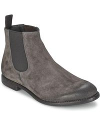 NDC - Easy Chelsea L R Softy Women's Mid Boots In Grey - Lyst