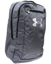 Under Armour - Ua Hustle Backpack Ldwr Women's Backpack In Grey - Lyst