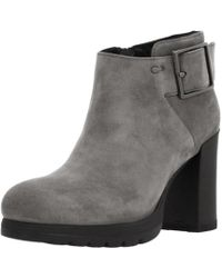Stonefly - Macy 2 Women's Low Ankle Boots In Grey - Lyst