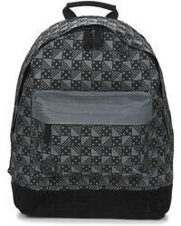 Mi-Pac - Custom Dice Men's Backpack In Grey - Lyst