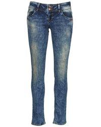 LTB - Georget Women's Skinny Jeans In Blue - Lyst