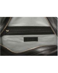 Trussardi - 1db505nero210636 Men's Travel Bag In Black - Lyst