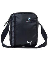 25de540b13 Puma Archive Shopperka Men s Shopper Bag In Blue in Blue for Men - Lyst
