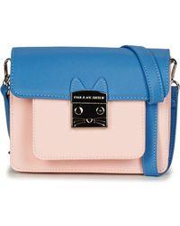 Paul & Joe - Jeffrey Women's Shoulder Bag In Pink - Lyst