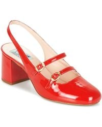 Miss L Fire - Dolly Women's Sandals In Red - Lyst
